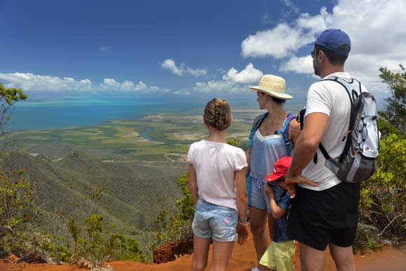 Hiking New Caledonia