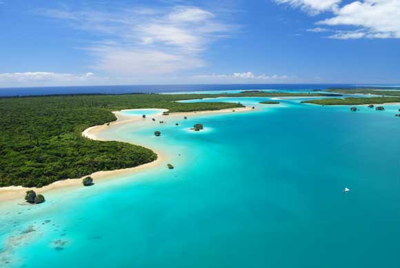 Upi Bay, Isle of Pines, New Caledonia
