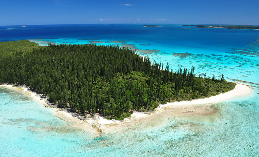 Brosse islet, Isle of Pines, New Caledonia