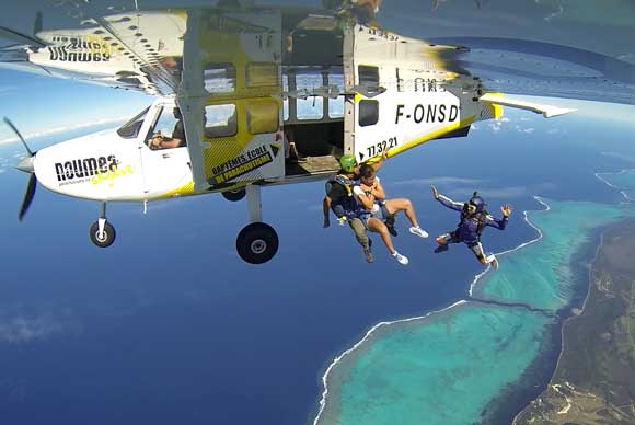 Skydive New Caledonia